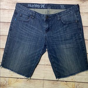 Hurley Bermuda Shorts size 29